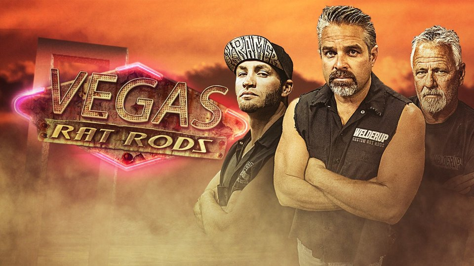 Vegas Rat Rods - Discovery Channel