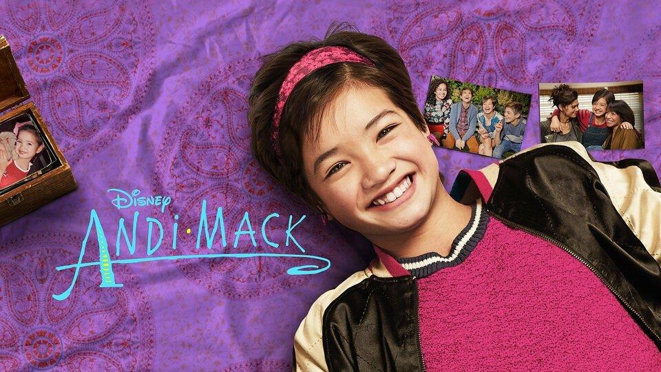 Andi Mack - Disney Channel