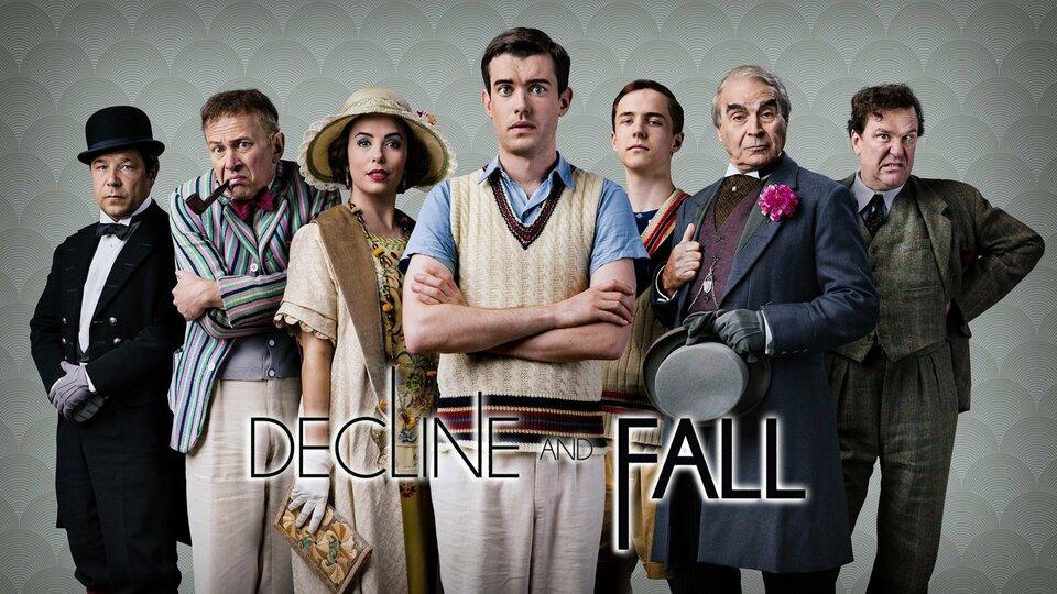Decline and Fall - Acorn TV