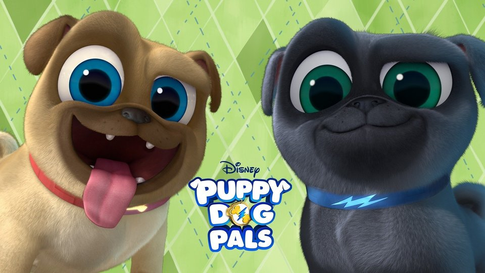 Puppy Dog Pals (Disney Channel)