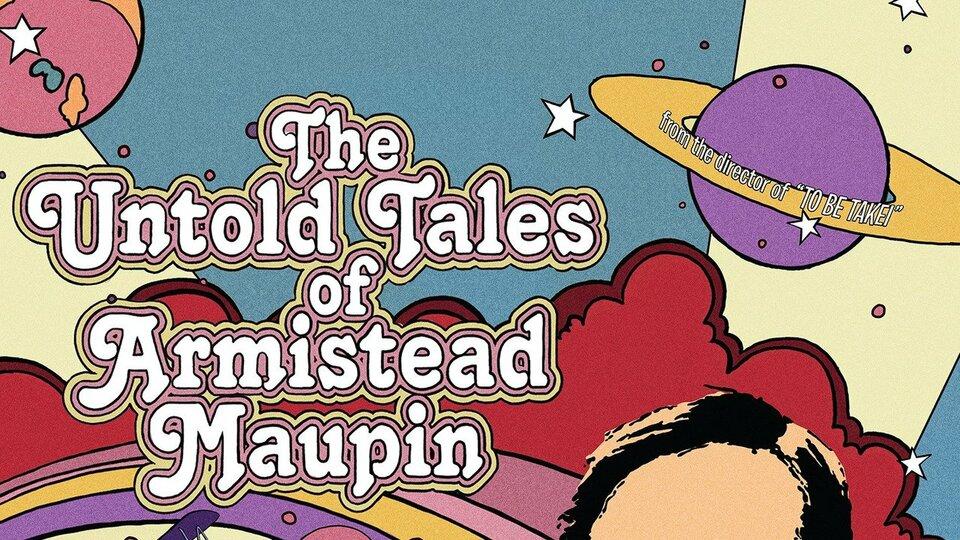 The Untold Tales of Armistead Maupin - Netflix