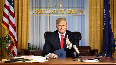 The President Show - Comedy Central