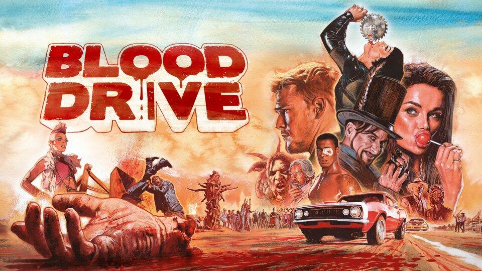 Blood Drive - Syfy