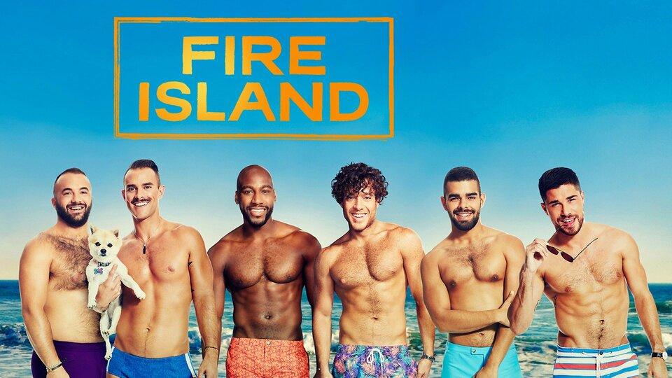 Fire Island - Logo