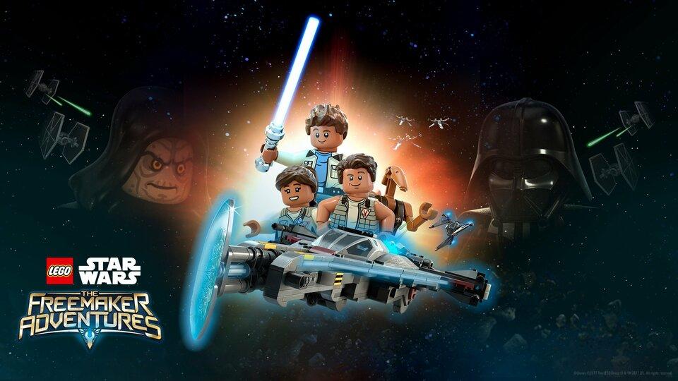 LEGO Star Wars: The Freemaker Adventures - Disney Channel