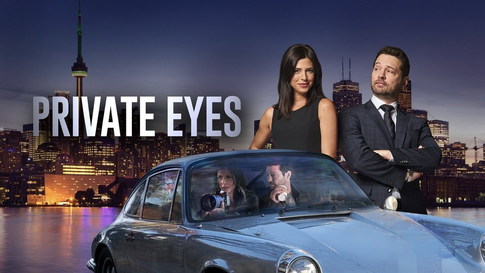 Private Eyes - Ion Television