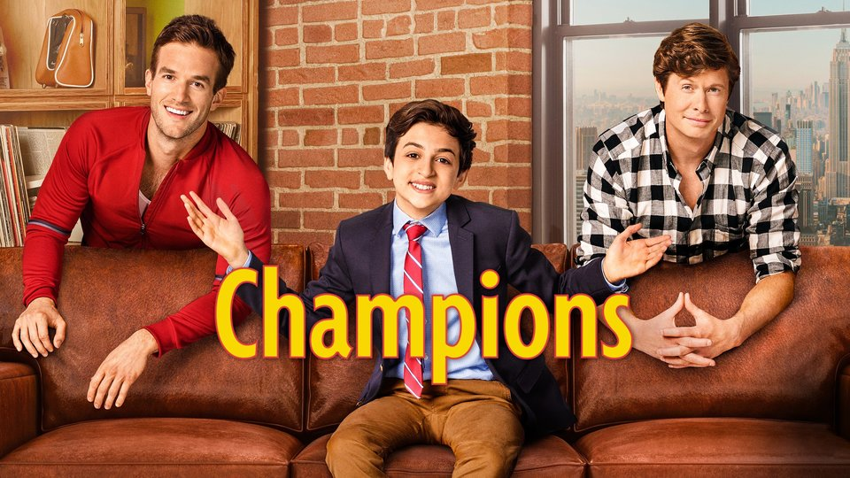 Champions - NBC