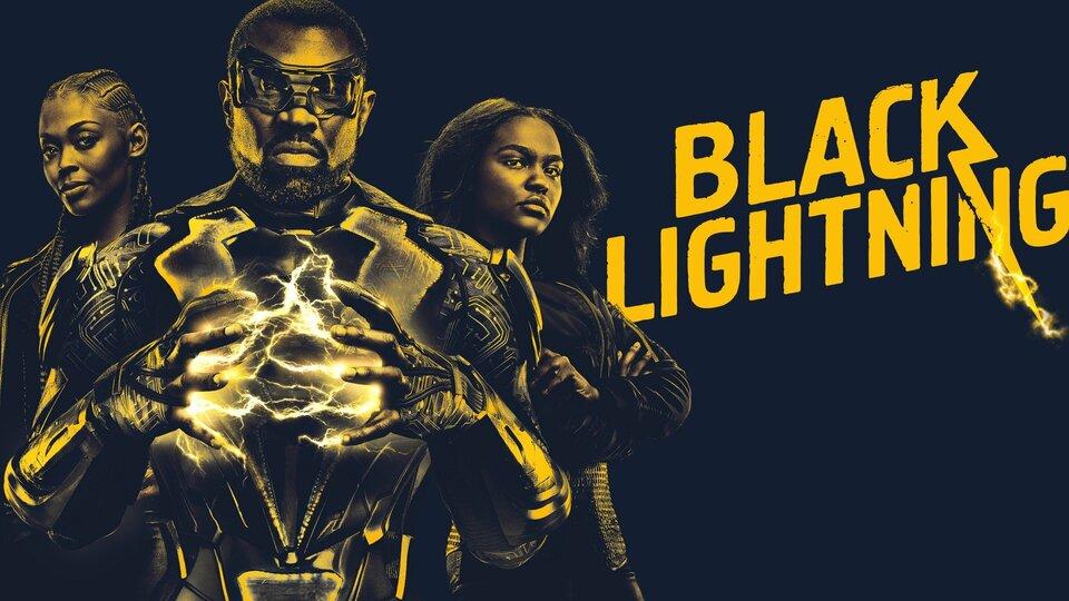 Black Lightning - The CW