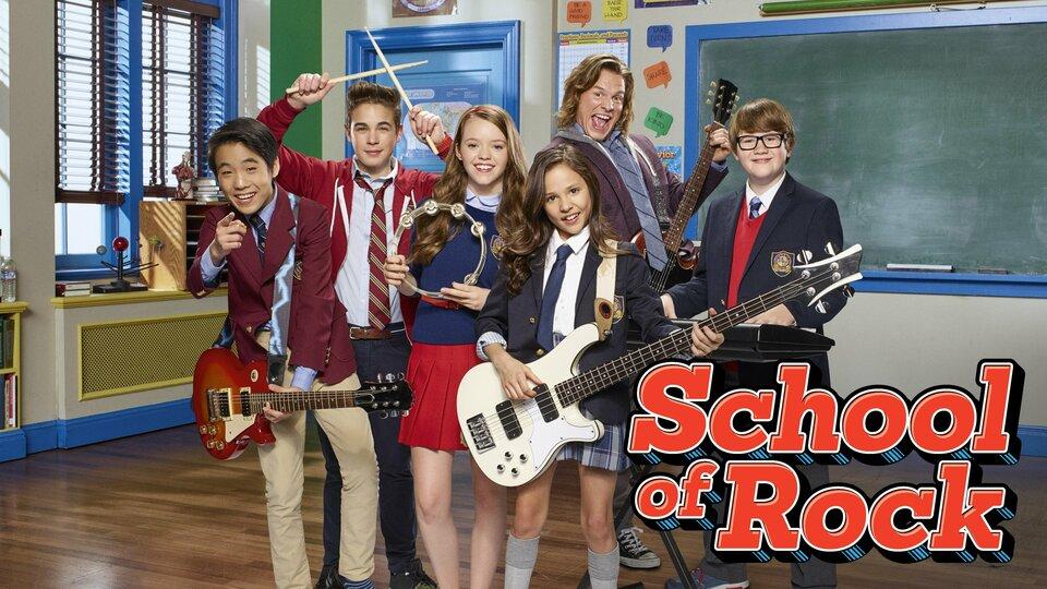 School of Rock - Nickelodeon