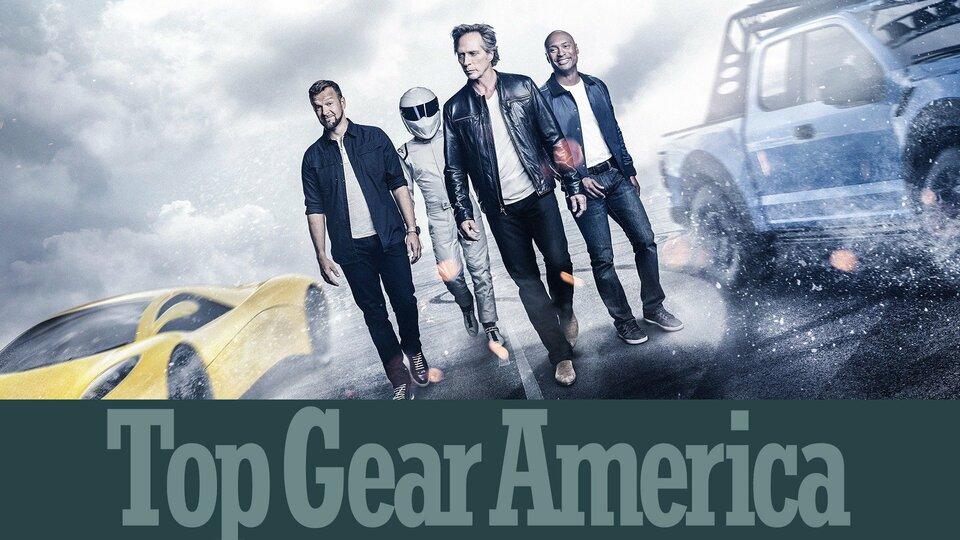 Top Gear America - BBC America