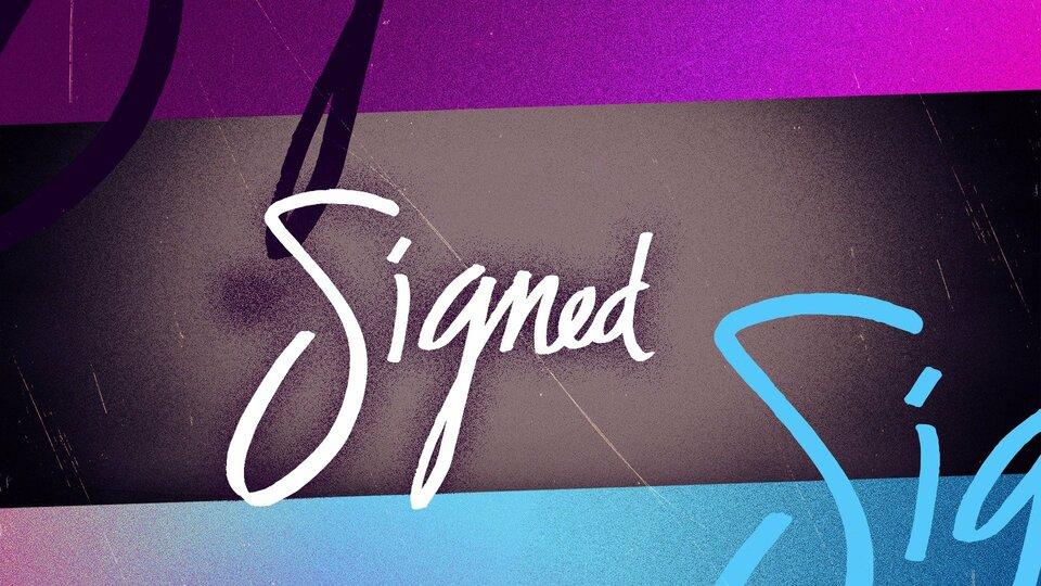 Signed - VH1