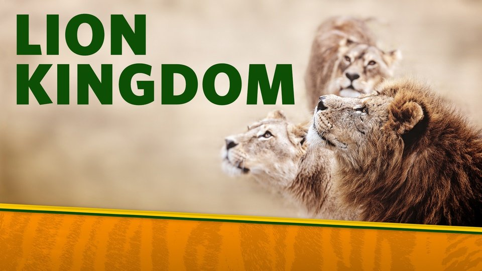 Lion Kingdom (Nat Geo Wild)