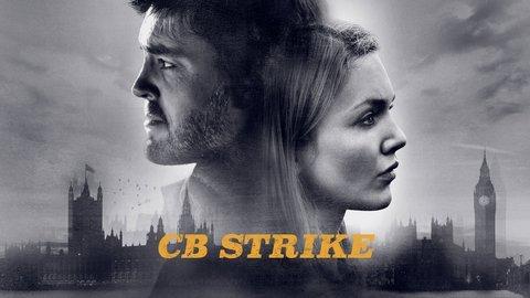 C.B. Strike - HBO Max