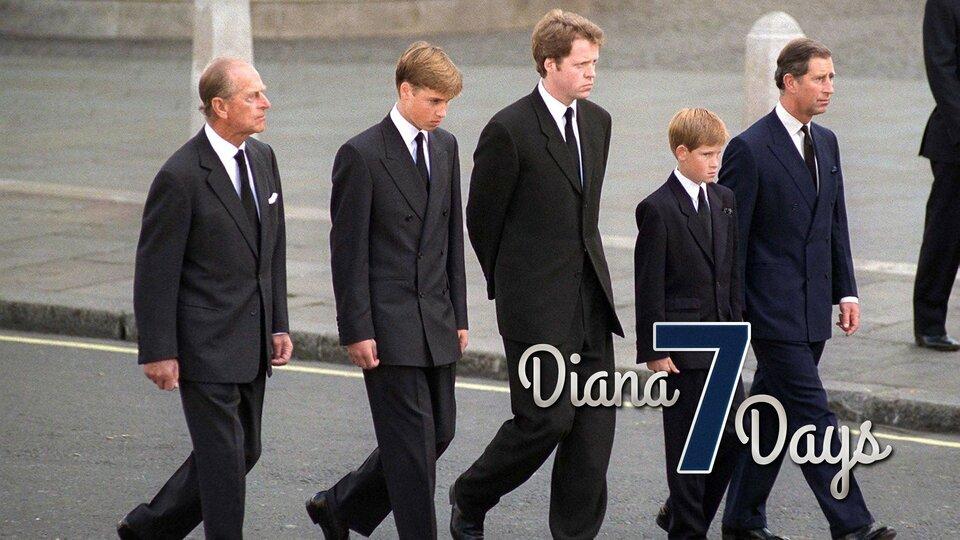 Diana: 7 Days - NBC