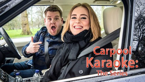 Carpool Karaoke: The Series (Apple TV+)