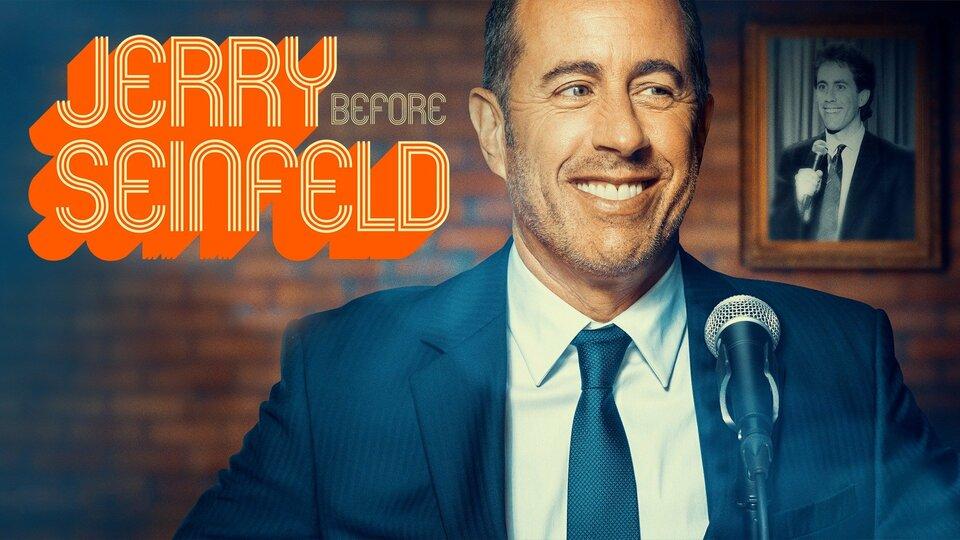 Jerry Before Seinfeld - Netflix