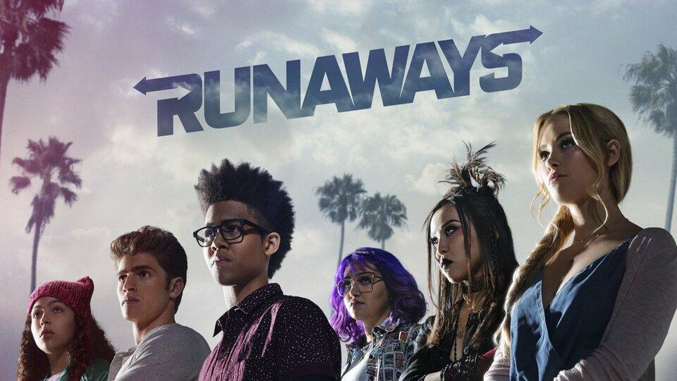 Marvel's Runaways - Hulu