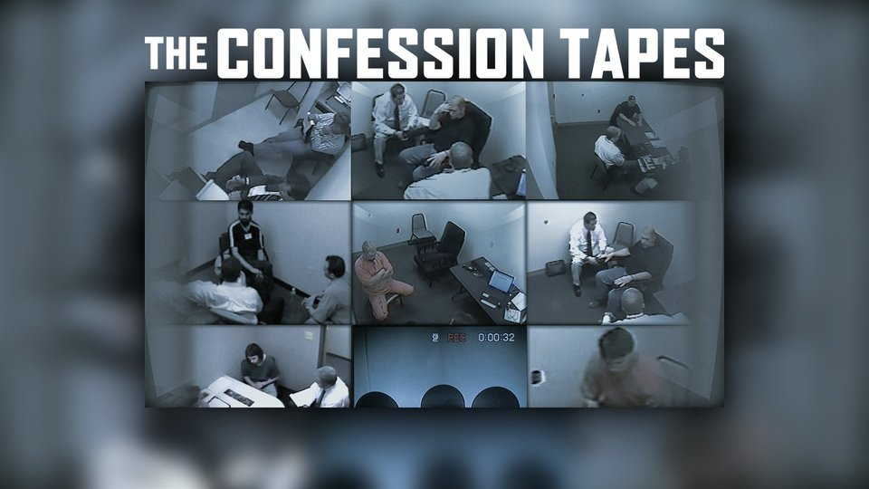 The Confession Tapes (Netflix)