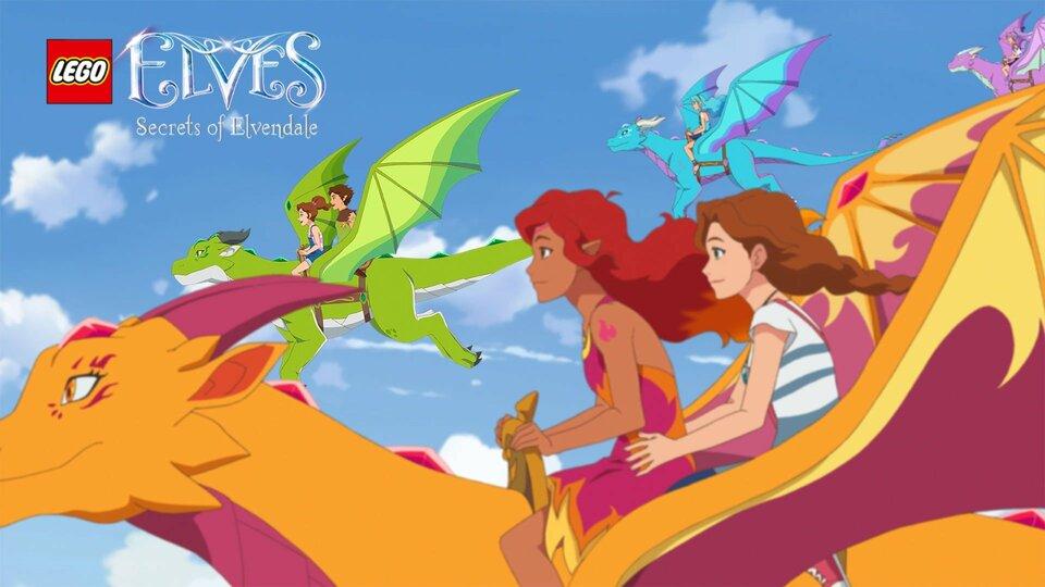 LEGO Elves: Secrets of Elvendale - Netflix