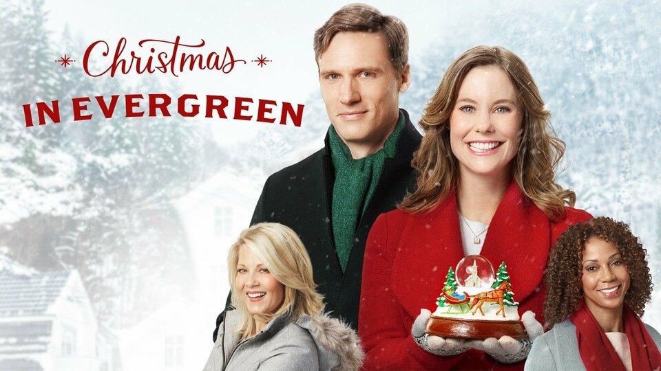Christmas in Evergreen - Hallmark Movies & Mysteries