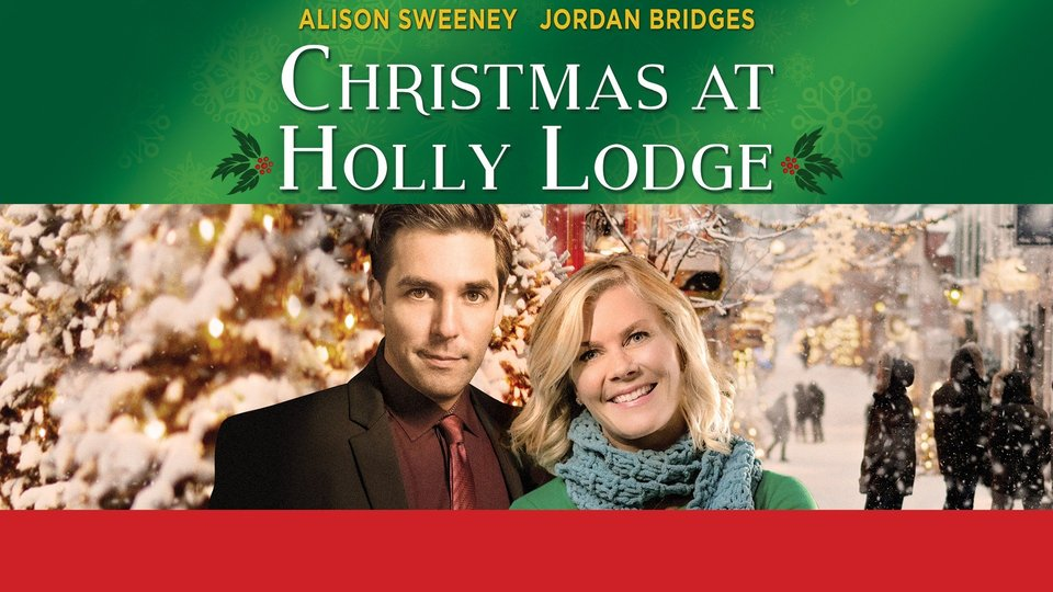 Christmas at Holly Lodge - Hallmark Channel