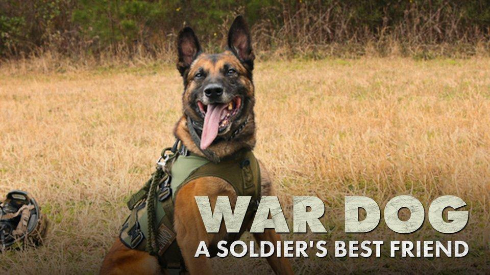 War Dog: A Soldier's Best Friend - HBO