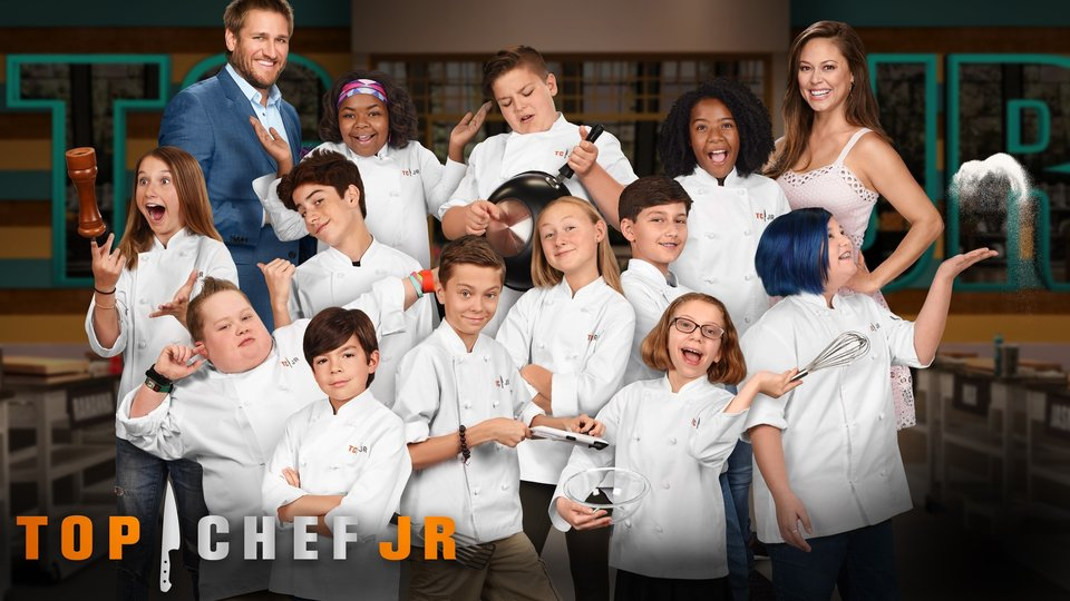 Top Chef Junior (Universal Kids)