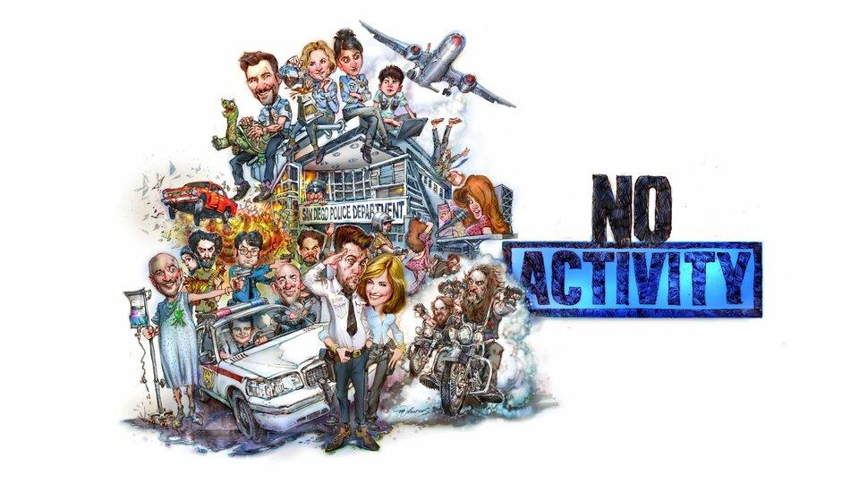 No Activity - Paramount+