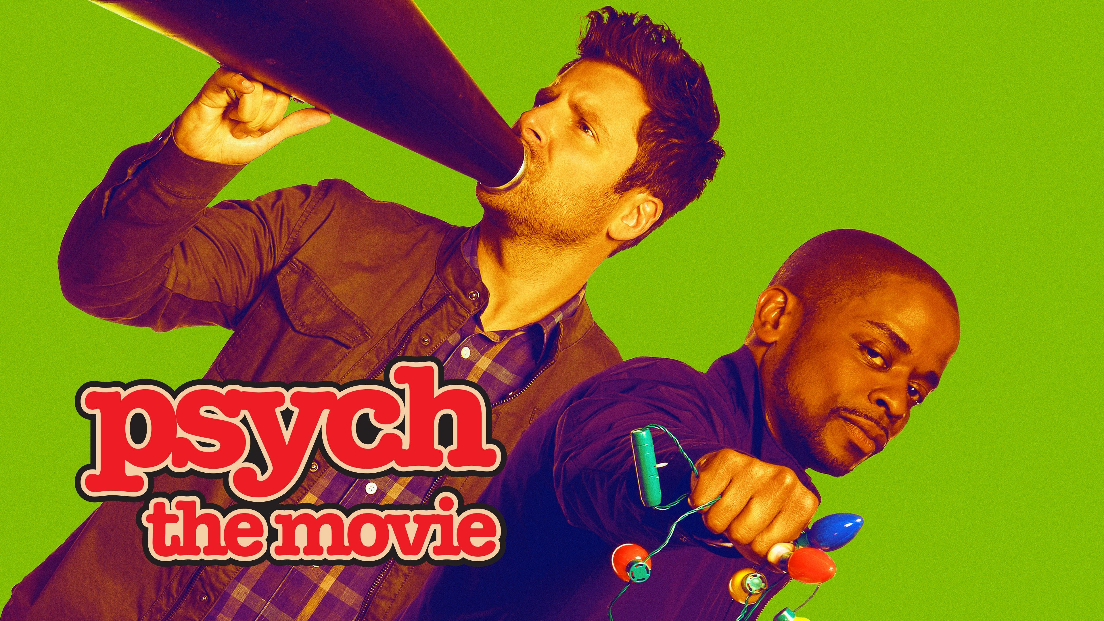 Psych: The Movie - USA Network