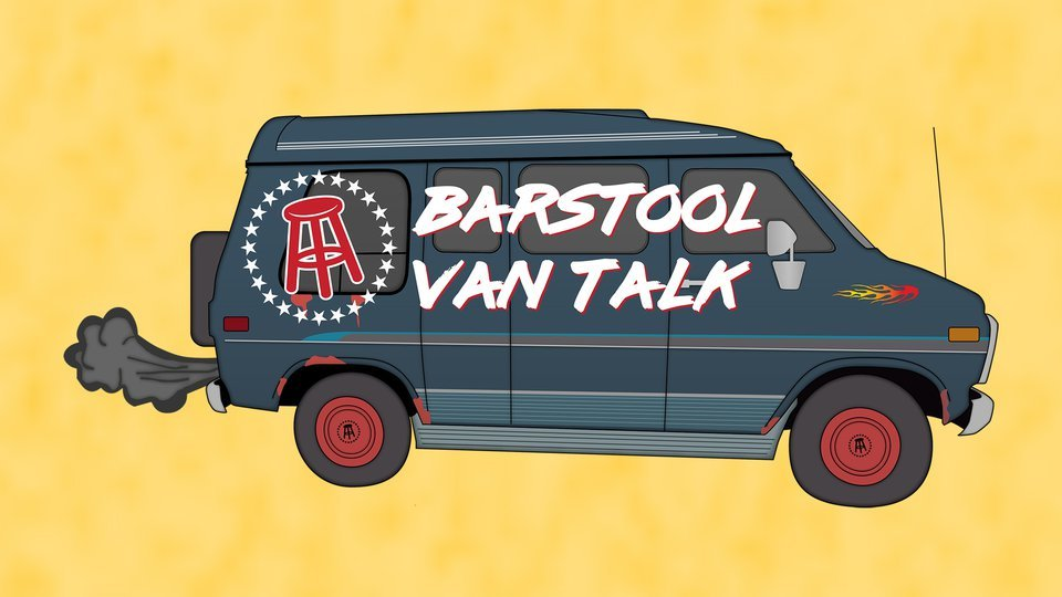 Barstool Van Talk - ESPN2