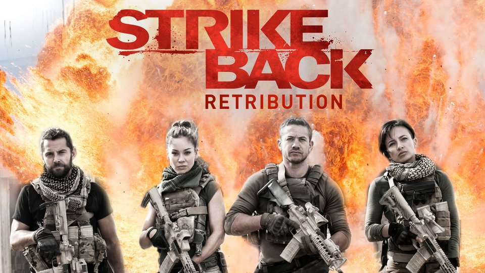 Strike Back: Retribution - Cinemax