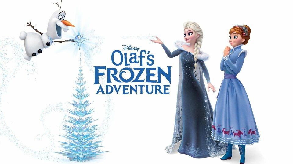 Olaf's Frozen Adventure - ABC