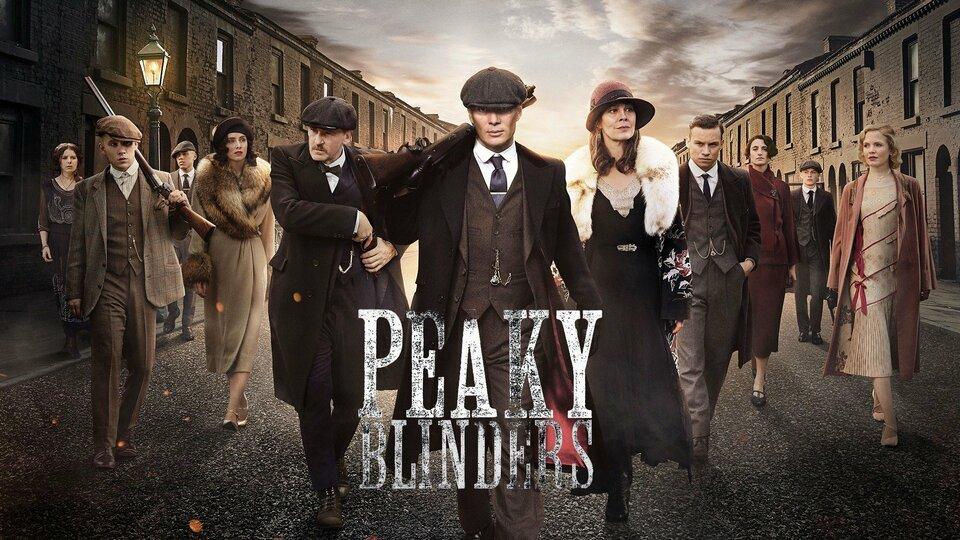 Peaky Blinders - Netflix