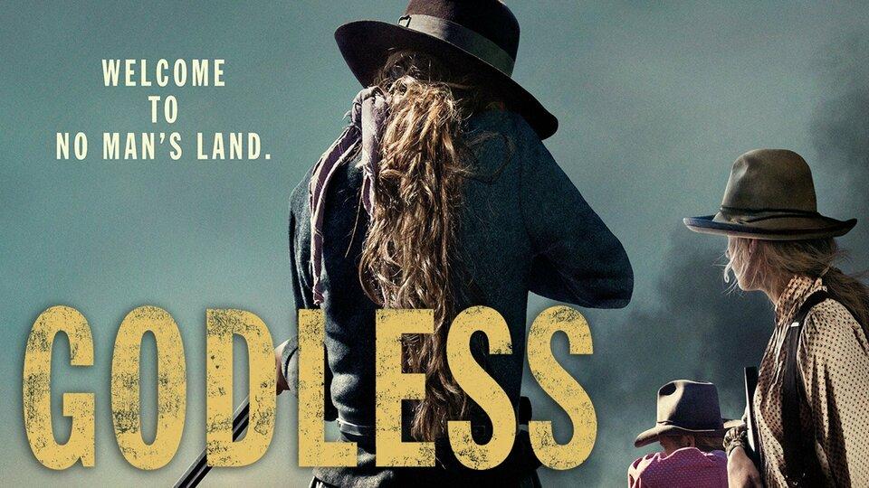 Godless - Netflix