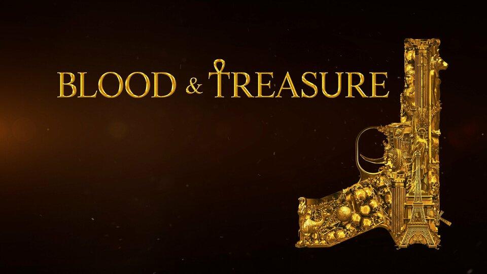 Blood & Treasure - CBS