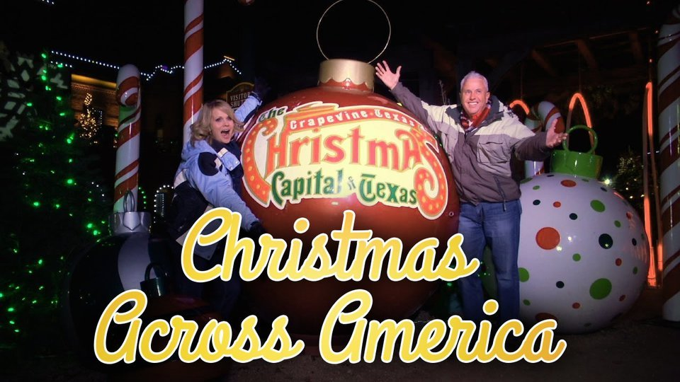 Christmas Across America - Hallmark Channel