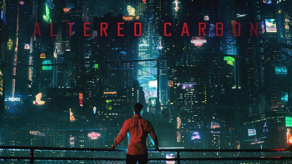 Altered Carbon - Netflix
