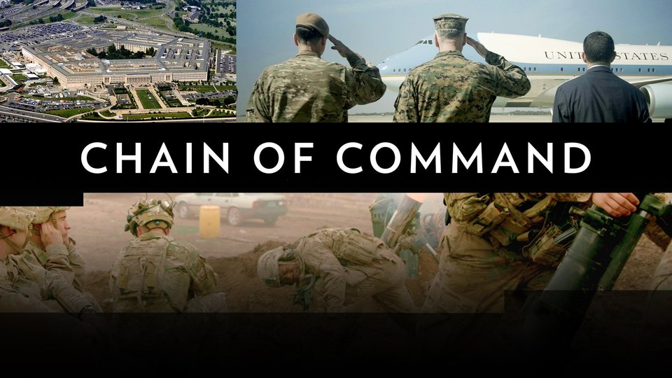 Chain of Command - Nat Geo