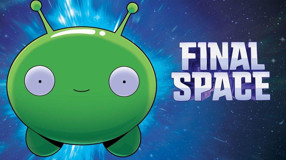 Final Space - Adult Swim