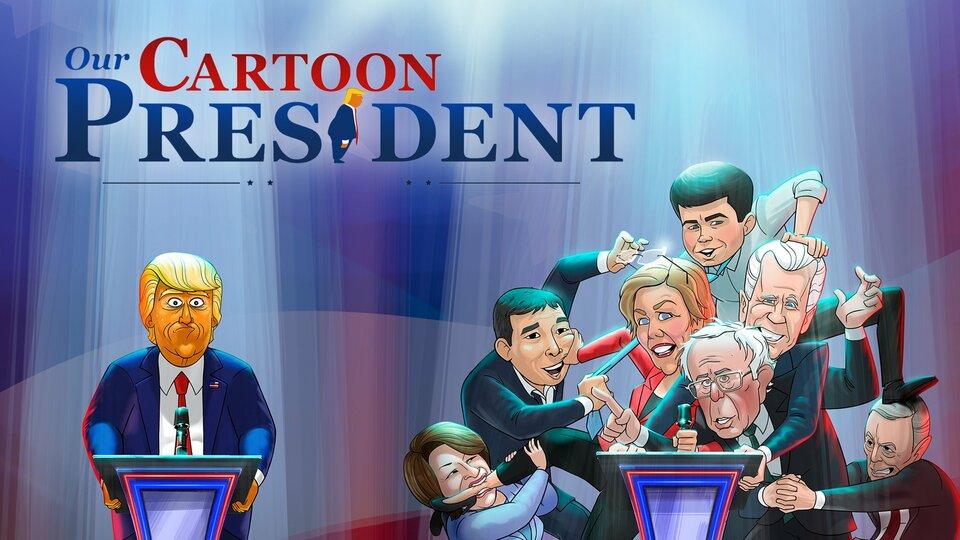 Our Cartoon President (Showtime)