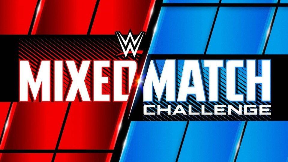 WWE Mixed Match Challenge - WWE Network