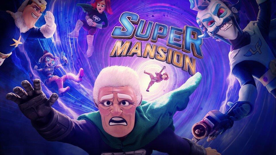 SuperMansion - Crackle