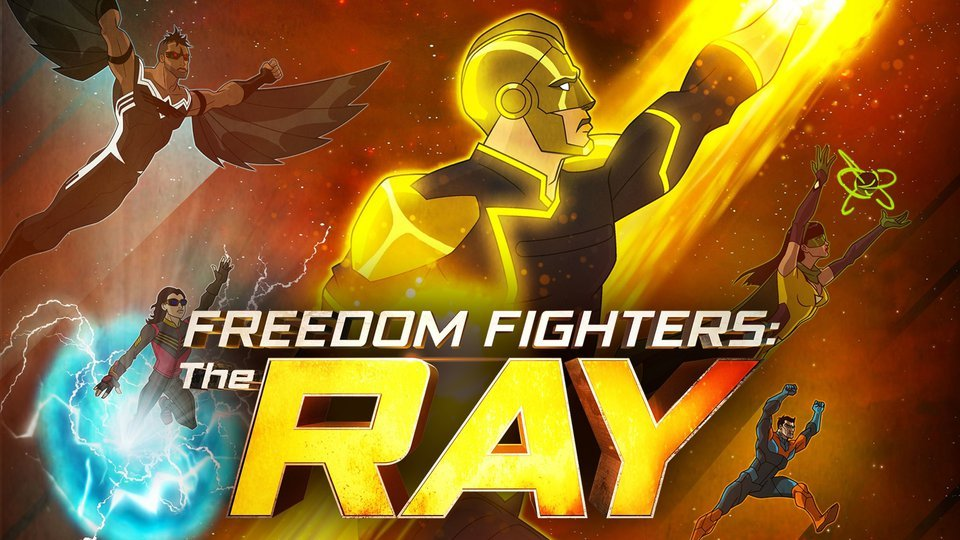 Freedom Fighters: The Ray (The CW)