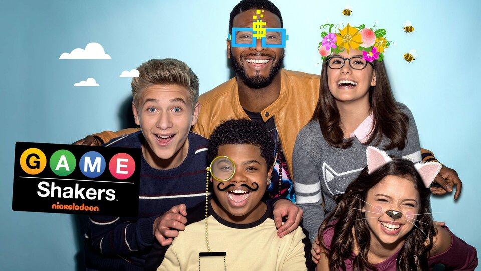 Game Shakers - Nickelodeon