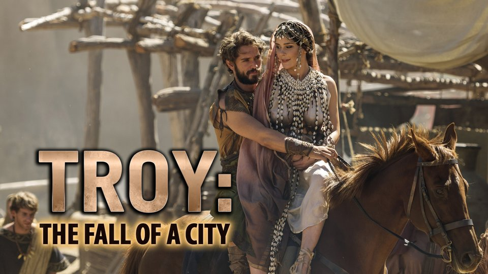 Troy: Fall of a City - Netflix
