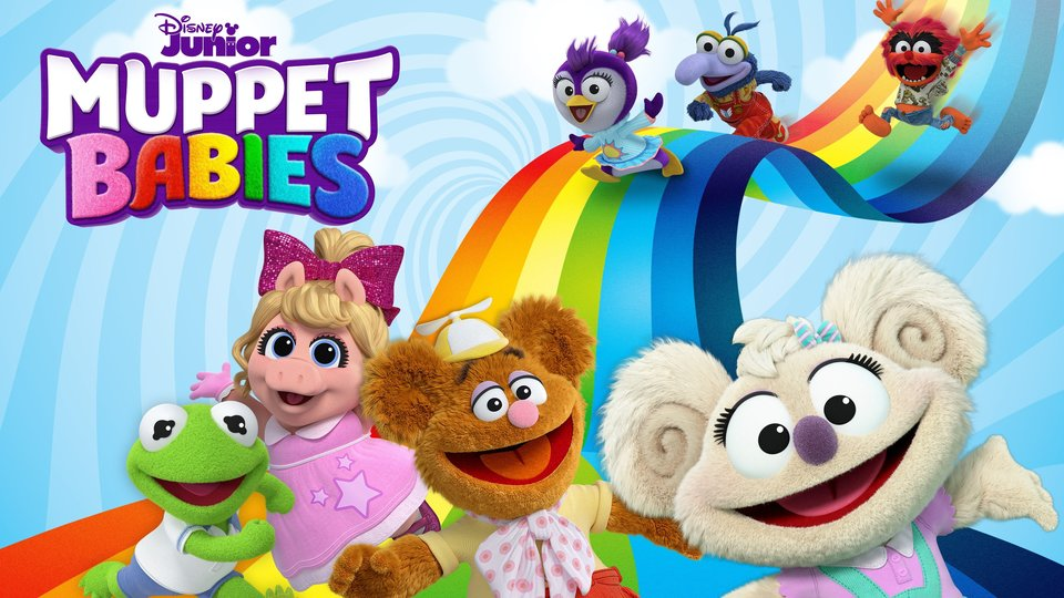Muppet Babies - CBS