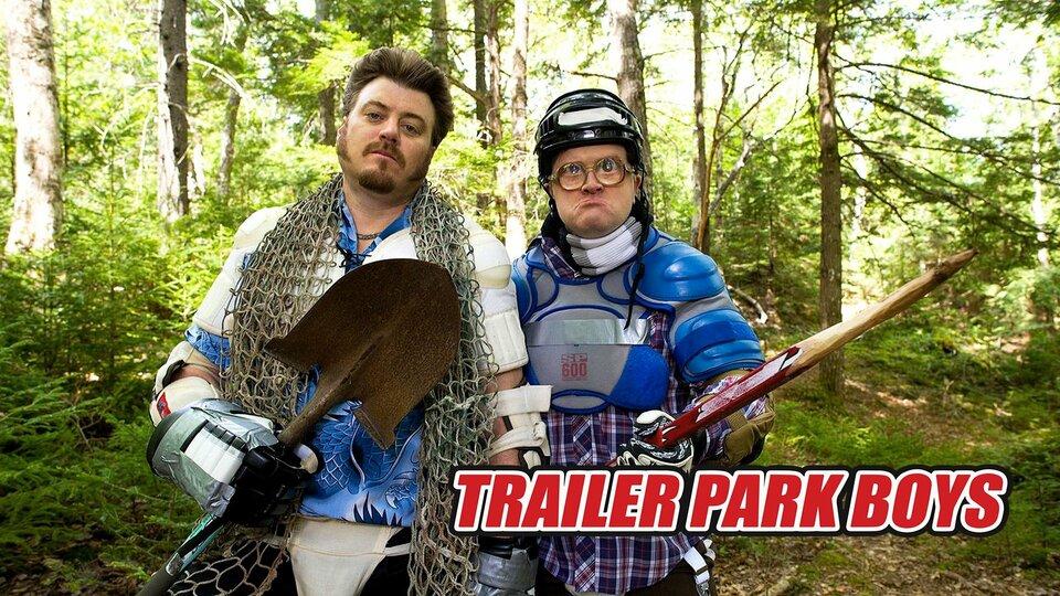 Trailer Park Boys - Netflix