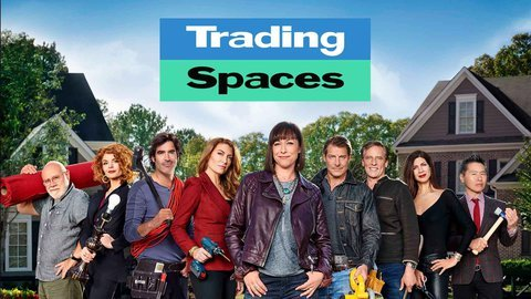 Trading Spaces - TLC