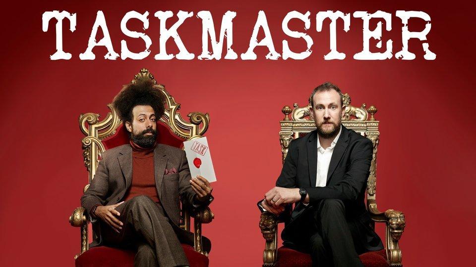 Taskmaster - The CW