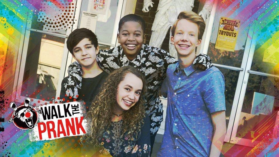 Walk the Prank - Disney Channel